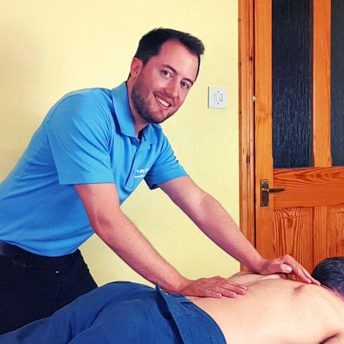 Massage for rehab